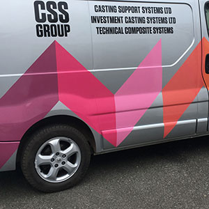 Enigma Signage Vehicle & Marine Graphics